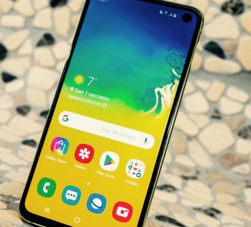 Samsung galaxy s10 s10+ Полный обзор