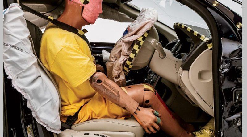 самые частые травмы при аварии