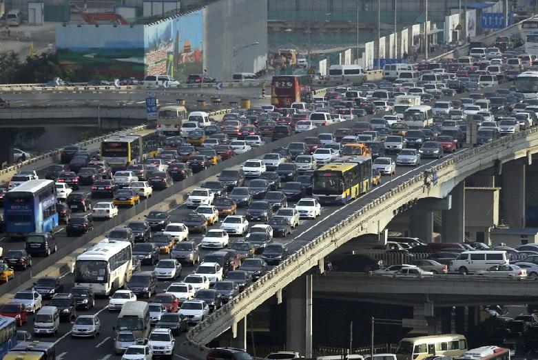 Пробки на дорогах могут спасать жизни и благоприятно влиять на психику человека